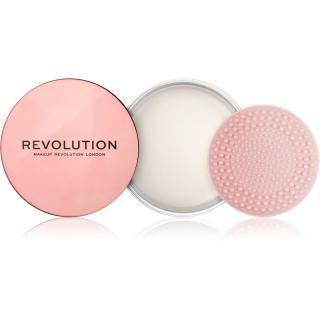Makeup Revolution Create čistič na štětce s kartáčkem 60 g dámské 60 g