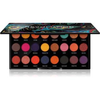 Makeup Revolution Creative Vol 1 paletka očních stínů 24 x 0,5 g dámské 24 x 0,5 g