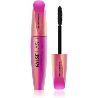 Makeup Revolution False Lash objemová řasenka odstín Black 8 g dámské 8 g