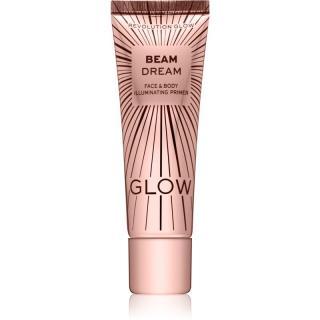 Makeup Revolution Glow Beam Dream rozjasňující podkladová báze pod make-up 18 ml dámské 18 ml