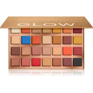 Makeup Revolution Glow Heatwave paletka očních stínů 33,6 g dámské 33,6 g