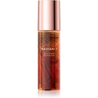 Makeup Revolution Glow Shimmer třpytivý suchý olej na obličej a tělo odstín Bronze 100 ml dámské 100 ml