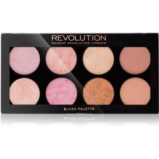 Makeup Revolution Golden Sugar 2 Rose Gold paleta tvářenek 13 g dámské 13 g