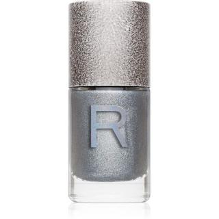 Makeup Revolution Holographic Nail lak na nehty s holografickým efektem odstín Aura 10 ml dámské 10 ml