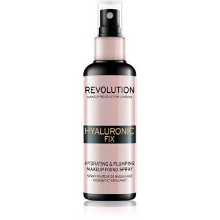 Makeup Revolution Hyaluronic Fix fixační sprej na make-up s hydratačním účinkem 100 ml dámské 100 ml