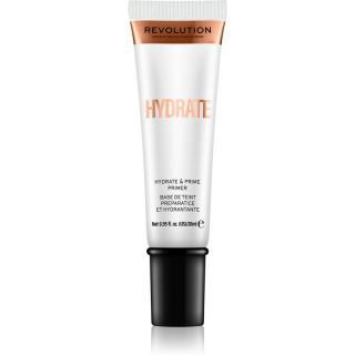 Makeup Revolution Hydrate hydratační podkladová báze pod make-up 28 ml dámské 28 ml