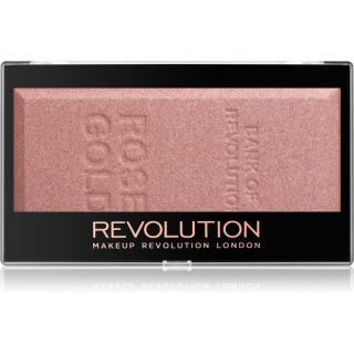 Makeup Revolution Ingot rozjasňovač odstín Rose Gold 12 g dámské 12 g