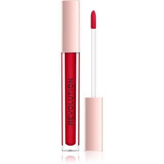 Makeup Revolution Lip Vinyl tekutá rtěnka pro zářivý lesk odstín Cherry 3,6 ml dámské 3,6 ml