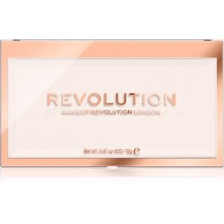 Makeup Revolution Matte Base pudr odstín P0 12 g dámské 12 g