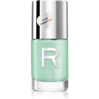 Makeup Revolution Neon Glow neonový lak na nehty odstín Mint Chills 10 ml dámské 10 ml