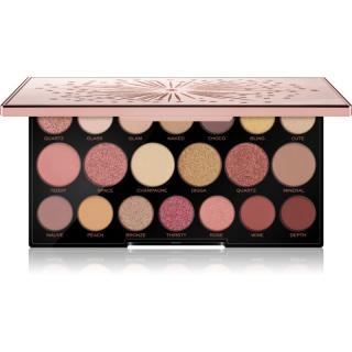 Makeup Revolution Precious Glamour Diamond paleta očních stínů Megastar Diamond Edition 16,9 g dámské 16,9 g