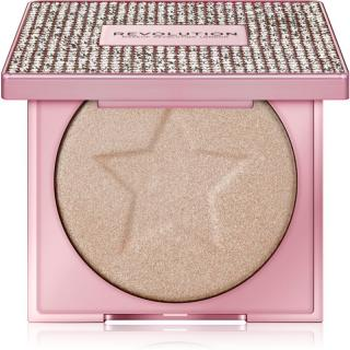Makeup Revolution Precious Glamour rozjasňovač odstín Million Dollars 8 g dámské 8 g