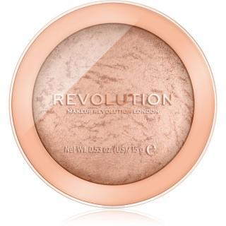 Makeup Revolution Reloaded bronzer odstín Holiday Romance 15 g dámské 15 g
