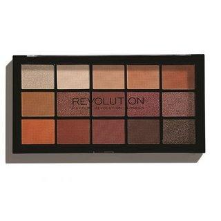 Makeup Revolution Reloaded Eyeshadow Palette - Iconic Fever paletka očních stínů 16,5 g