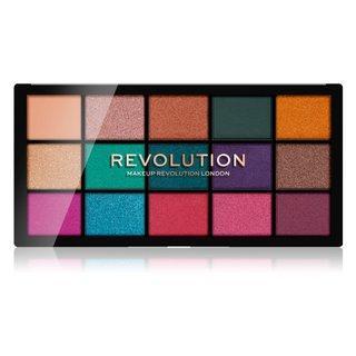Makeup Revolution Reloaded Eyeshadow Palette - Jewelled paletka očních stínů 16,5 g