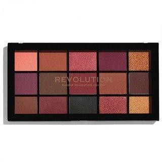 Makeup Revolution Reloaded Eyeshadow Palette - Newtrals 3 paletka očních stínů 16,5 g