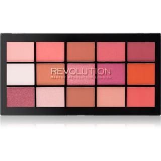 Makeup Revolution Reloaded paleta očních stínů odstín Newtrals 2 15 x 1,1 g dámské 15 x 1,1 g