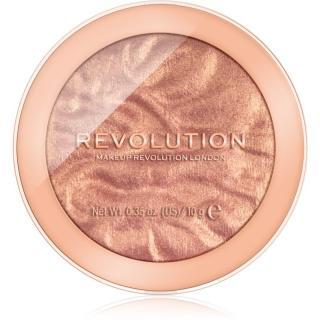 Makeup Revolution Reloaded rozjasňovač odstín Make an Impact 10 g dámské 10 g