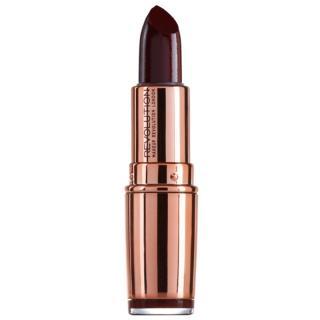 Makeup Revolution Rose Gold hydratační rtěnka odstín Diamond Life 4 g dámské 4 g