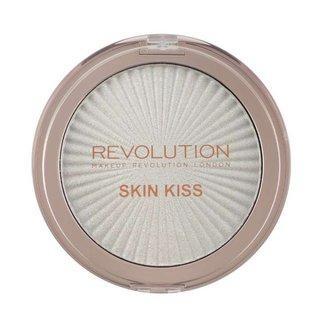 Makeup Revolution Skin Kiss Highlighter Frozen Kiss rozjasňovač 15 g