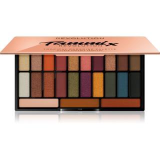 Makeup Revolution Tammi Tropical Paradise paletka očních stínů 20 x 0,95 g   3 x 1,1 g dámské 3 x 1,1 g