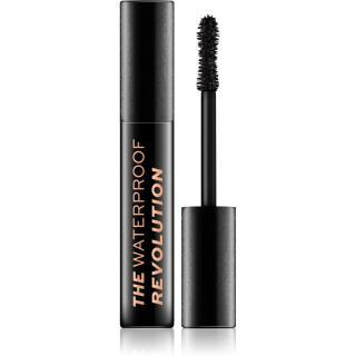 Makeup Revolution The Waterproof Mascara Revolution voděodolná řasenka pro objem odstín Black 8 ml dámské 8 ml