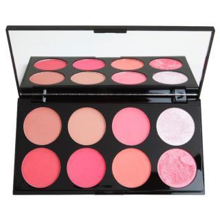 Makeup Revolution Ultra Blush paleta tvářenek odstín Sugar and Spice 13 g dámské 13 g