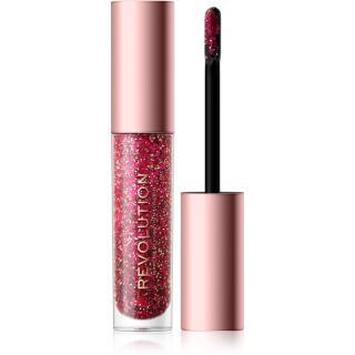 Makeup Revolution Viva Glitter Body Gloss třpytky na obličej i tělo odstín Festival Love 3,7 ml dámské 3,7 ml