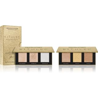 Makeup Revolution X Kitulec Glow Kit sada dekorativní kosmetiky  dámské 15 g