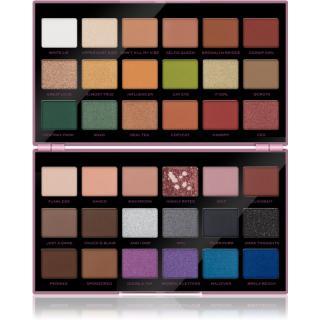 Makeup Revolution X Petra XOXO paletka očních stínů 28,8 g dámské 28,8 g