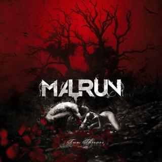 Malrun Two Thrones  Black
