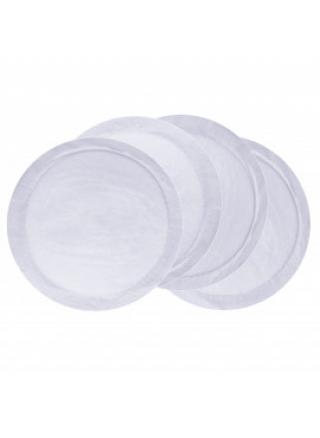 MAM Prsní polštářky, 30 ks bílá