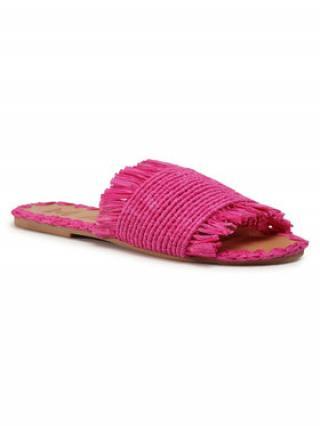 Manebi Nazouváky Leather Sandals S 1.7 Y0 Růžová dámské 36