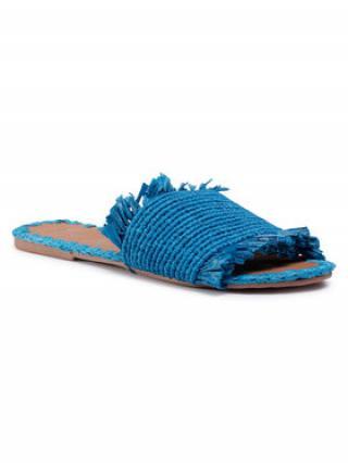 Manebi Nazouváky Leather Sandals S 1.9 Y0 Modrá dámské 36