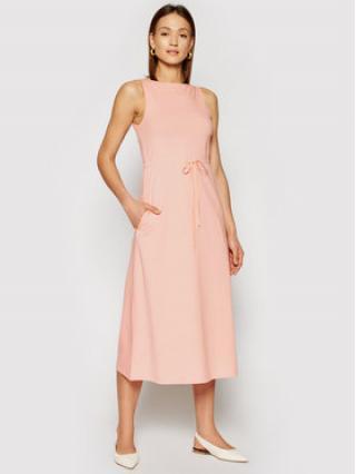 Marella Každodenní šaty Autobus 36210115200 Růžová Regular Fit dámské S