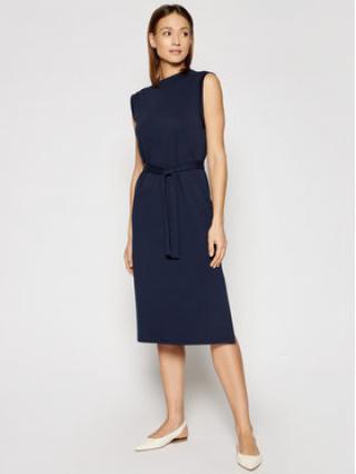 Marella Každodenní šaty Bino 36210315 Tmavomodrá Regular Fit dámské S
