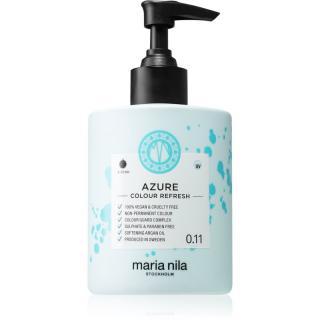 Maria Nila Colour Refresh Azure jemná vyživující maska bez permanentních barevných pigmentů výdrž 4 – 10 umytí 0.11 300 ml dámské 300 ml