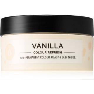 Maria Nila Colour Refresh Vanilla jemná vyživující maska bez permanentních barevných pigmentů výdrž 4 – 10 umytí 10.32 100 ml dámské 100 ml