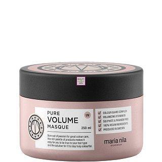 Maria Nila Pure Volume Hair Masque vyživující maska pro objem vlasů 250 ml