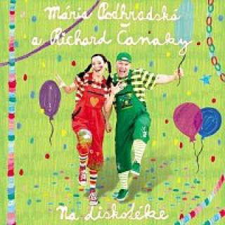 Mária Podhradská, Richard Čanaky – Na diskotéke CD