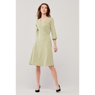 Marie Zélie Womans Dress Hermia Mint dámské Green XXS
