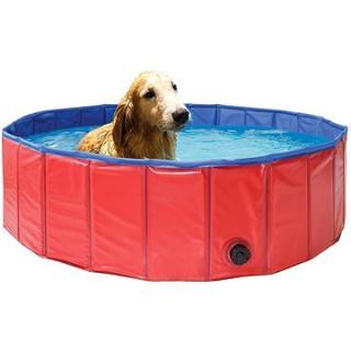MARIMEX Bazén pro psy skládací 100cm