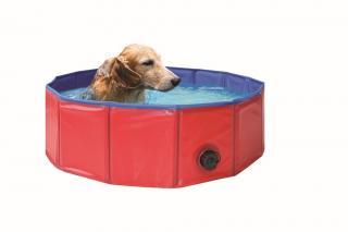 MARIMEX Bazén pro psy skládací 80 cm 10210055