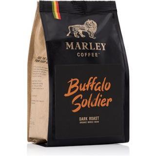 Marley Coffee Buffalo Soldier, zrnková, 227g