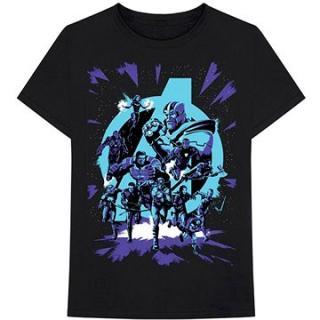 Marvel - Avengers Group - tričko