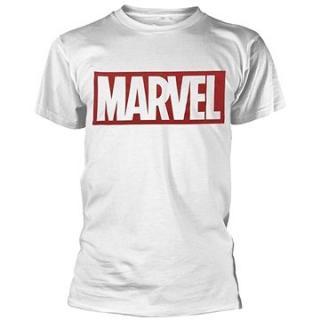 Marvel Comics - Logo - tričko M