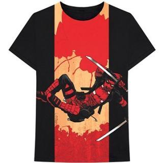 Marvel - Deadpool Samurai - tričko