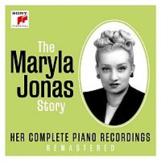 Maryla Jonas, Frédéric Chopin – The Maryla Jonas Story - Her Complete Piano Recordings CD