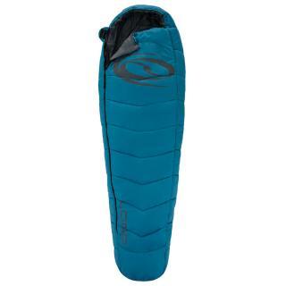 MASSIF sleeping bag mummy blue modrá One size