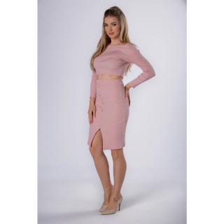 matching blouse and skirt set dámské Neurčeno L
